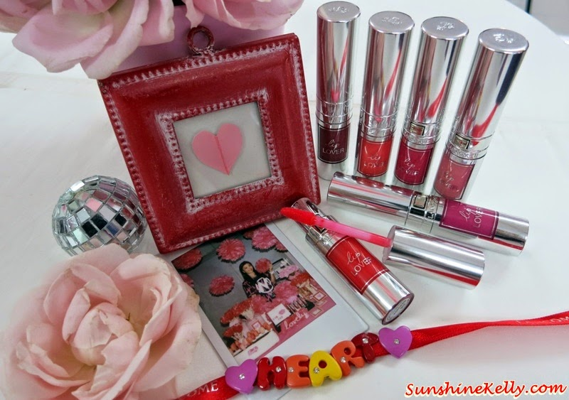 Lancome Lip Lover Review, RoseMantic, AmouRose, GlamouRose, Lancome, Lip Lover, Lancome Lip Lover