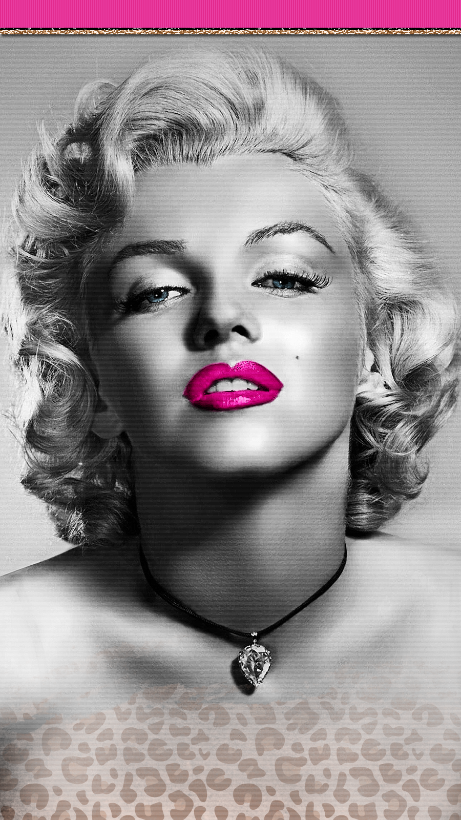 Wallpaper Of Marilyn Monroe You Know She Was Born 1 June So I Made The For Every People Who Love This Actress Can Use These