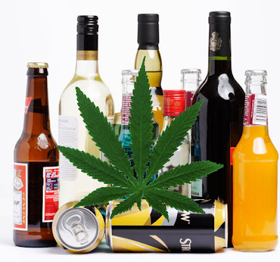 Alcool, tabac, cannabis, les liaisons dangereuses