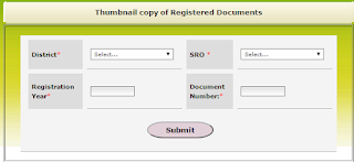 Step 2: Download Registration Document in Online