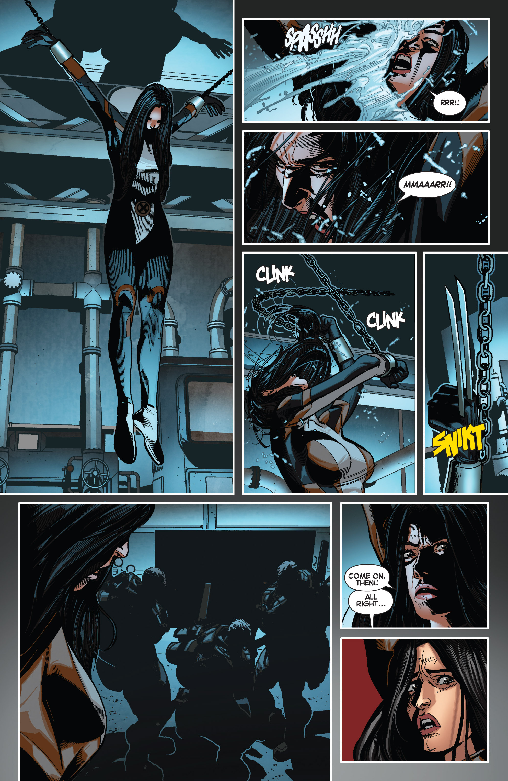 Read online All-New X-Men (2013) comic -  Issue #21 - 7