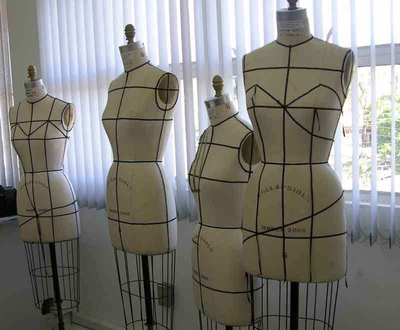 Fashion Doll Stylist Patterns