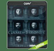 Juego De Tronos Temporada 6 Completa HDTV 1080p Audio Dual Latino/Ingles 5.1
