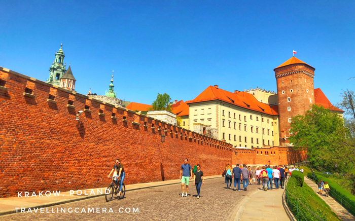 If we want to delve into Wawel Castle facts, then it would be hard for me to list down all important events happened in last thousands of years in Wawel hills. Some of the things in Wawel Castle campus are Parish House, Cathedral Museum, Queen Bona Sforza's gardens, Royal Gardens, which are covered by defensive walls below Sigmund Tower. And if you visit each of these places and give time, you would know how much history is associated with the place. We didn't have any guide with us, but I realized the need as it would be hard to figure out on your own except the museum areas where you get some details.     Related post - Old Town Market Square in Warsaw and Top places to visit/explore around it