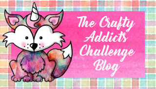 The Crafty Addicts Challenge Blog