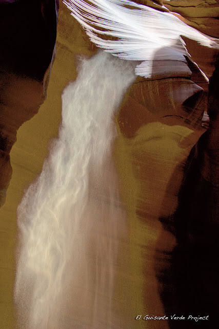 Lower Antelope Canyon - Arizona, por El Guisante Verde Project