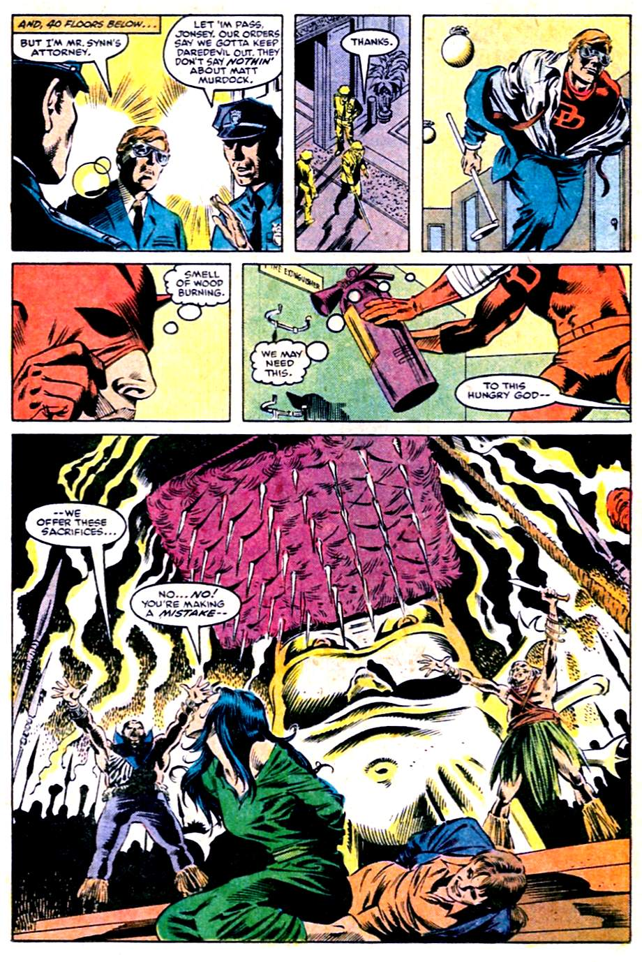 Daredevil (1964) 211 Page 18