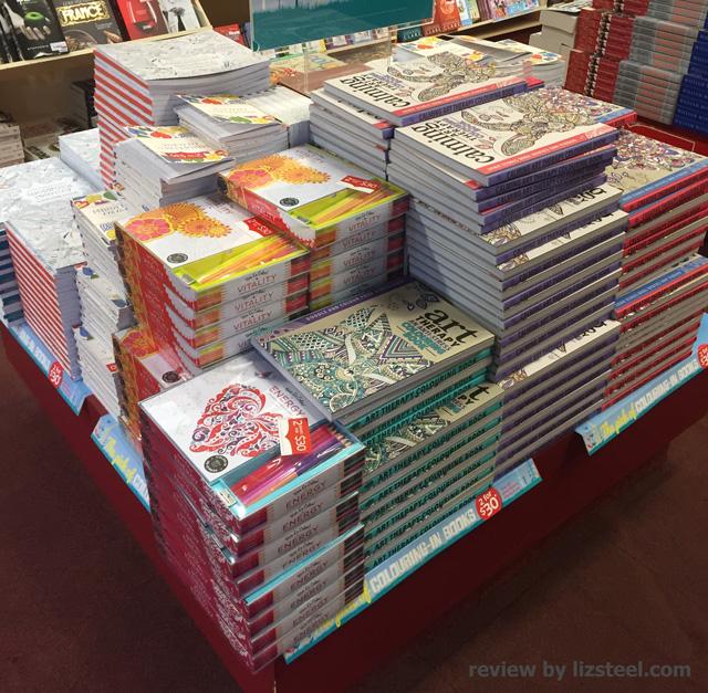 Adult Coloring Books 1 An Initial Review Liz Steel Liz Steel
