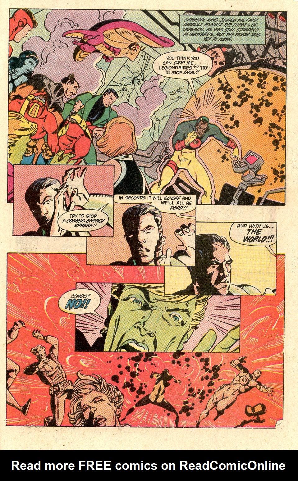 Read online Secret Origins (1986) comic -  Issue #47 - 36