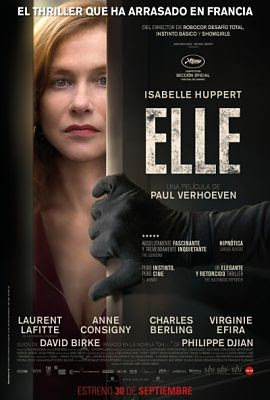Cartel: Elle (2016)