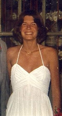 I used to be skinny.  Senior Prom, 1980