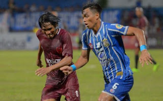 Kalahkan Persiba 3-1, PSM ke Puncak Klasemen Sementara Liga 1