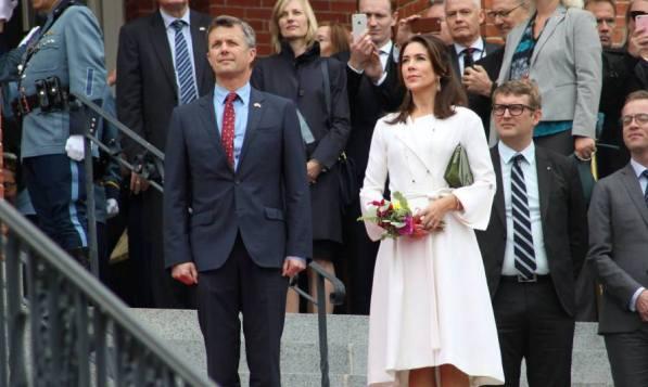 Crown Prince Frederik and Crown Princess Mary to visit Japan