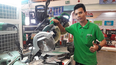 Buriram Thailand Delivery Metabo Saw