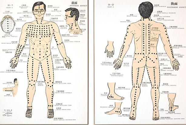 Trung tâm dạy nghề spa - kỹ thuật bấm huyệt nhật bản