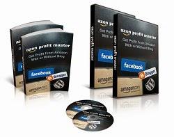 Azon Profit Master : Software Autoblog tanpa Hosting dan Domain berbayar