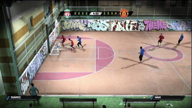 Se filtran imágenes del hipotético modo FIFA Street de FIFA 19