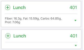 Fat Secret app