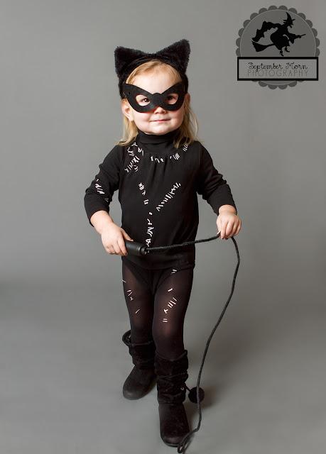 disfraz infantil gatubela