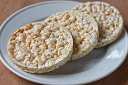 Recipe for Rice Cracker Snacks