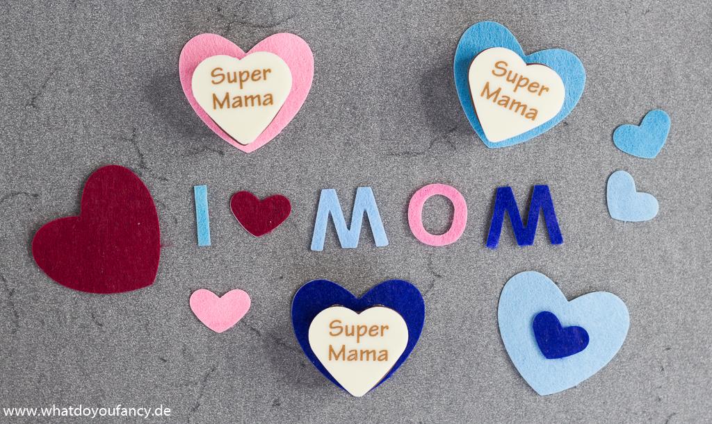 Muttertag Arko Pralinen Super Mama