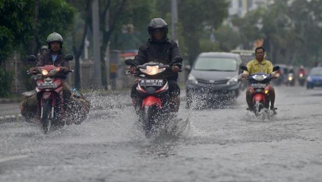 Tingkat Kerusakan Motor Yang terkena Banjir