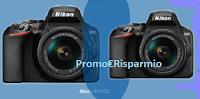 Logo Concorso ''Mese del Puzzle Ravensburger 2019'': vinci 31 macchine fotografiche Nikon D3500