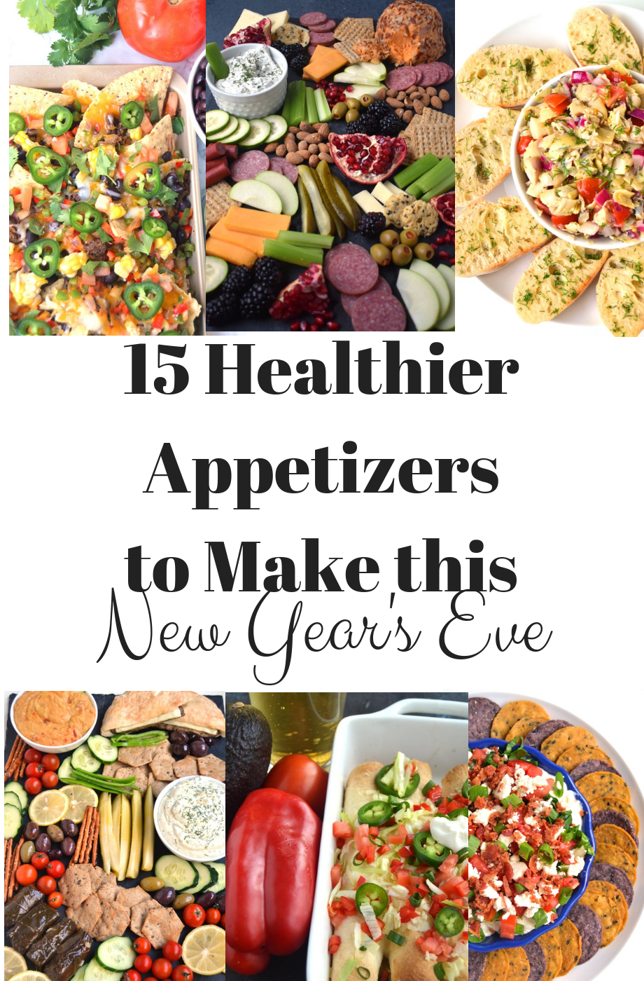 Healthy appetizer ideas