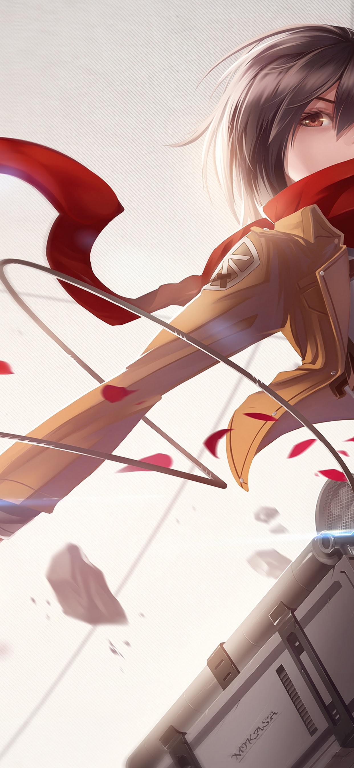 Mikasa Attack On Titan 4k Wallpaper 89