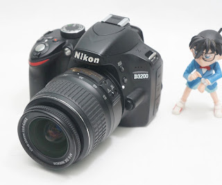 jual Nikon D3200 bekas