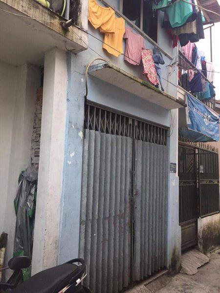 Bán nhà hẻm 2,5m đường Thống Nhất phường 15 quận Gò Vấp giá rẻ 1 tỷ 080