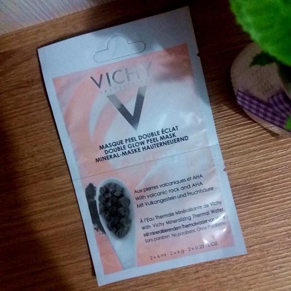 Máscara Mineral Efeito Peeling da VICHY