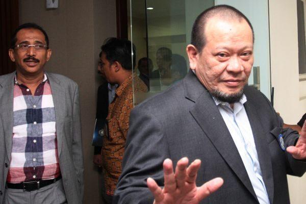 Madura 'Milik' Prabowo-Sandi, La Nyalla Ngeles Ditagih Janji Potong Leher
