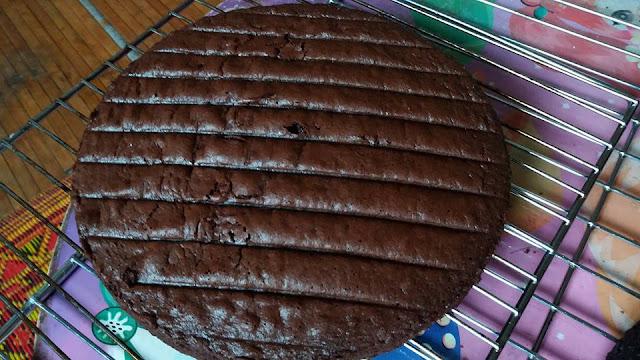 Resepi Kek Coklat Moist & Gebu,chocolate cake recipe