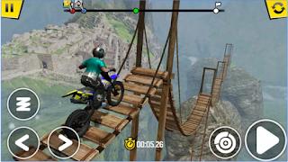 Trial Xtreme 4 Mod Apk Double jump