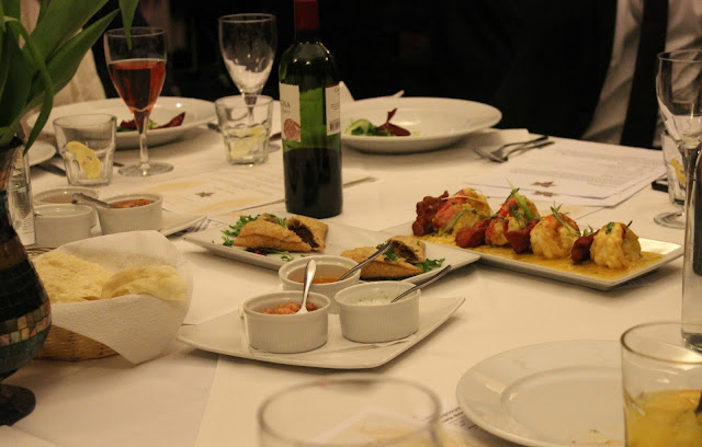 A picture of dining at Chutney Ivy Leicester