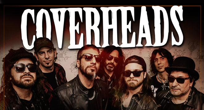 COVERHEADS gira junto a Slash & Myles Kennedy and The Conspirators