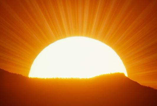 الإعجاز العلمي في السنة: طلوع الشمس من مغربها