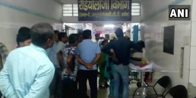 दरिंदों ने 12वीं छात्रा/व्यापारी की बेटी को एसिड से नहला दिया | NATIONAL NEWS