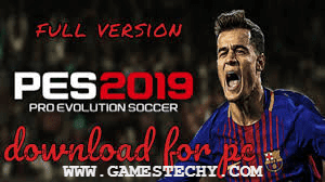 download pro evolution soccer 2019 unlock pc full version