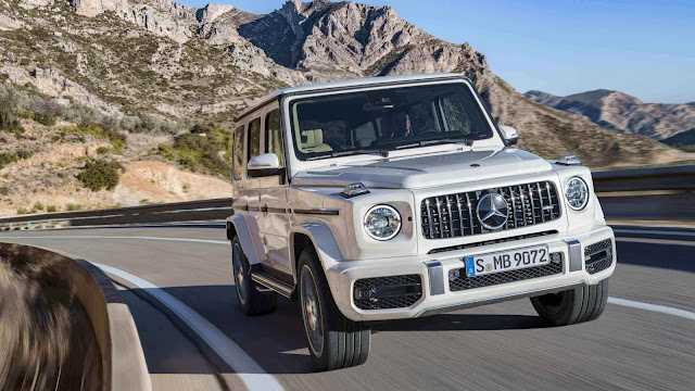 Mercedes-Benz G63 AMG Price