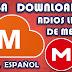 MEGA Sin Límite → MegaDownloader v1.7 [2017] + Portable/Crack ESPAÑOL