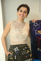 Taapsee Pannu in transparent top at Anando hma theatrical trailer launch ~  Exclusive 065.JPG