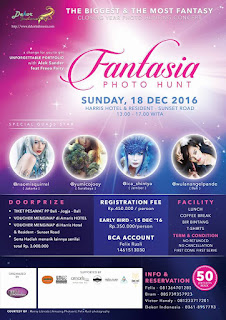 Fantasia Photo Hunt 2016