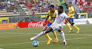 Aizawl FC beat Mumbai FC 1-0 in Mumbai