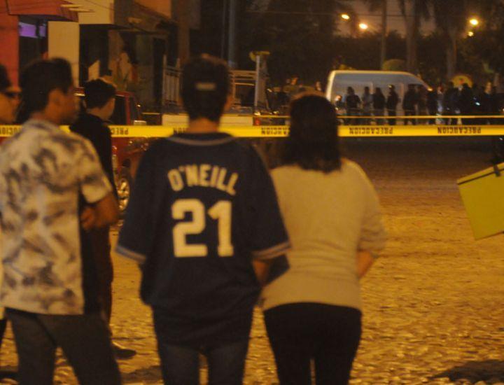 Sangriento inicio de semana en Mazatlán