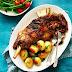 Slow-Cooked Lamb Shoulder with Orange, Yogurt & Herbs Recipes