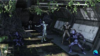 Now-Crowd Billboards - Alien Predators