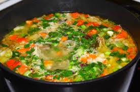 طريقة عمل شوربة الخضار للرجيم والمرضى vegetables soup