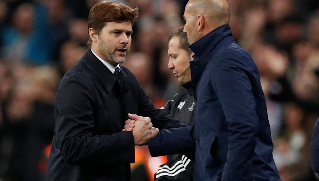 Pochettino gives Real Madrid one week